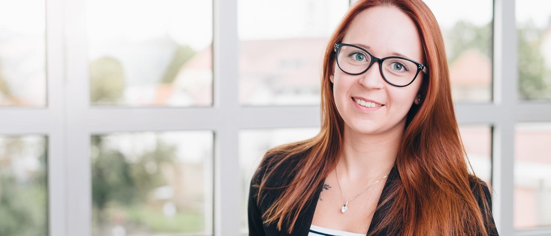 Kanzlei Breiter, Sekretariat, Rechtsanwaltsfachangestellte, Isabell Waxmann